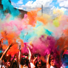 HOLI ONE FEstival tickets