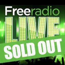Free Radio Live 2013 tickets