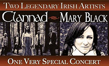 Mary Black - Clannad tickets