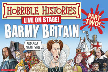 Horrible Histories - Barmy Britain Part Two!