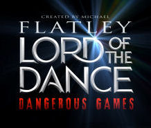 Lord of the Dance: Dangerous Games, UK Tour