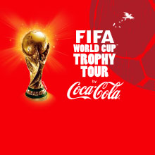 Fifa World Cup Trophy Tour tickets