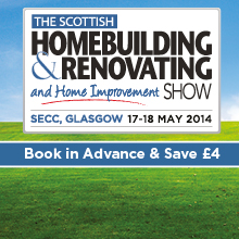 The Scottish Homebuildin & Renovating Show tickets
