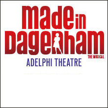 Made in Dagenham tickets